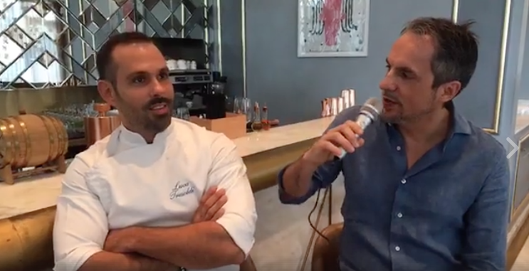 Luca Tresoldi, chef a Dubai al The Artisan by Enoteca Pinchiorri