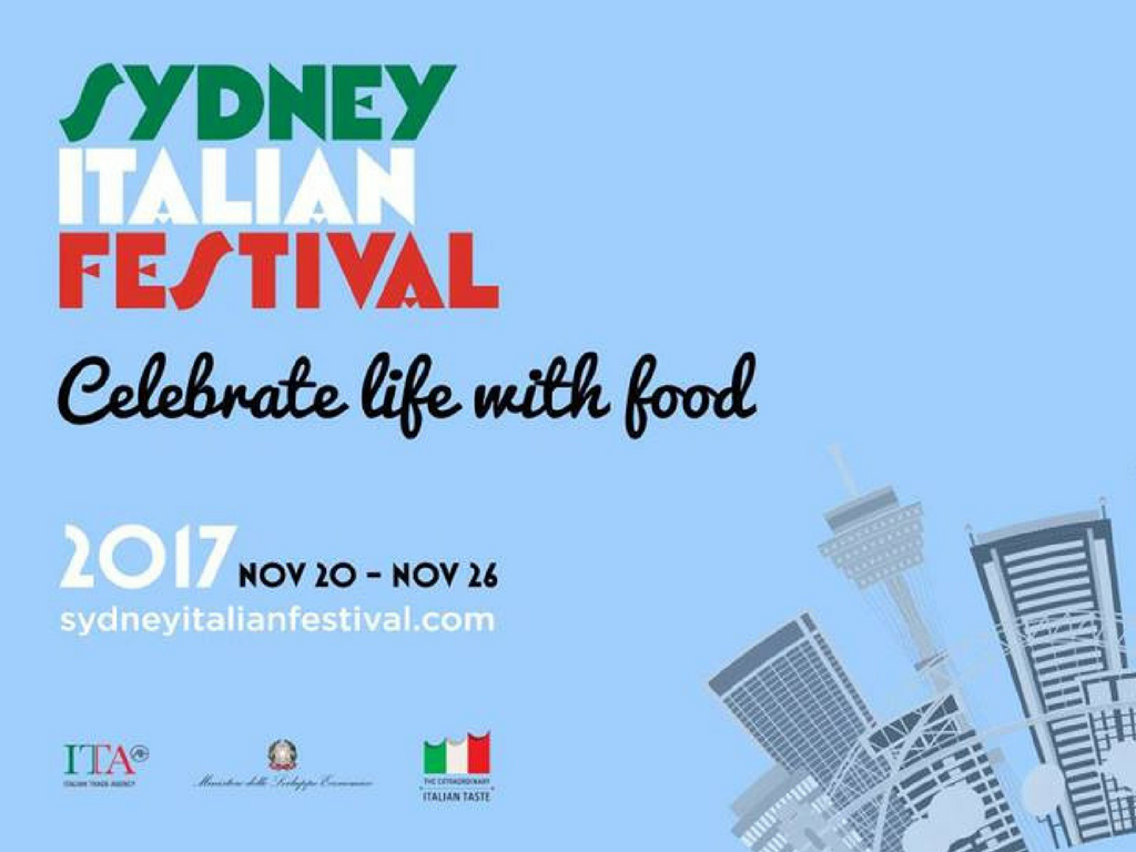 The Real Italian Cuisine at Sydney Italian Festival