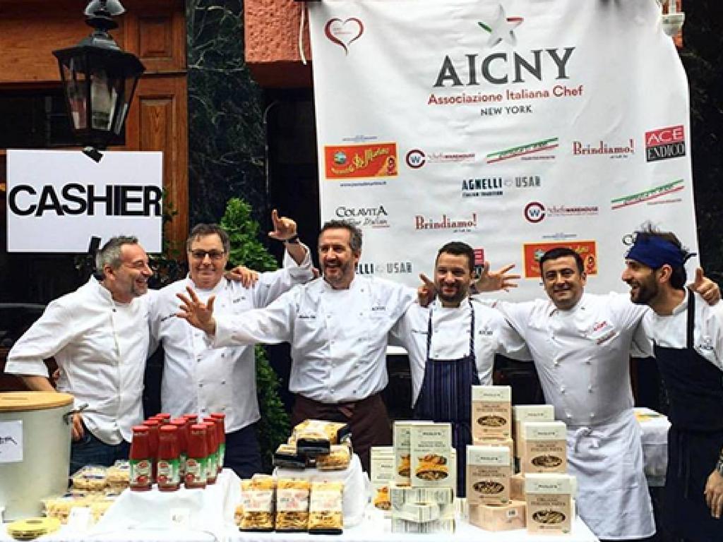 Il Made in Italy supporta la ricerca contro il cancro a New York