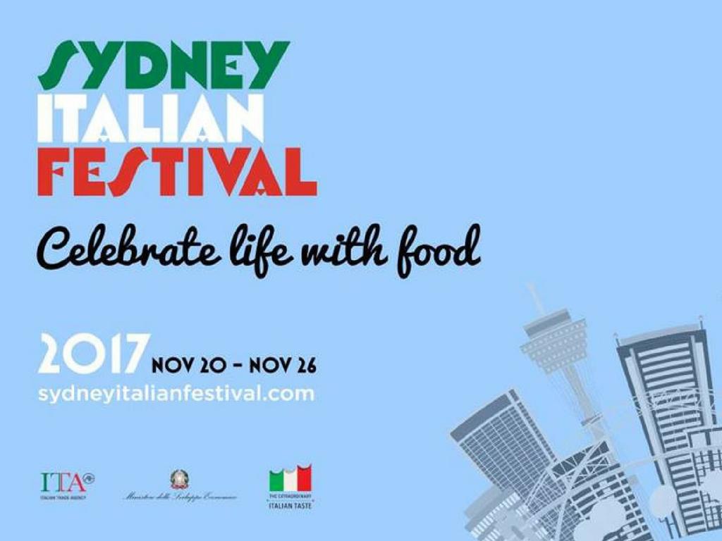 La vera cucina italiana al Sydney Italian Festival