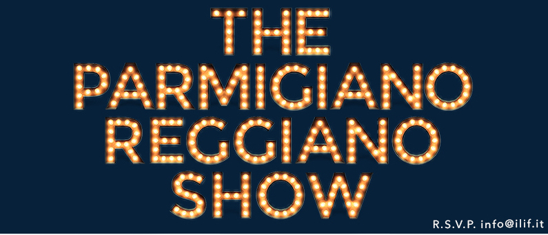 The Parmigiano Reggiano Show… in Dubai