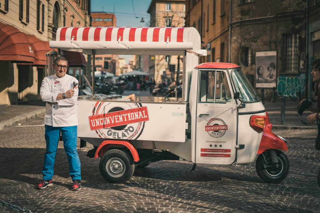 The second season of Unconventional Gelato is back