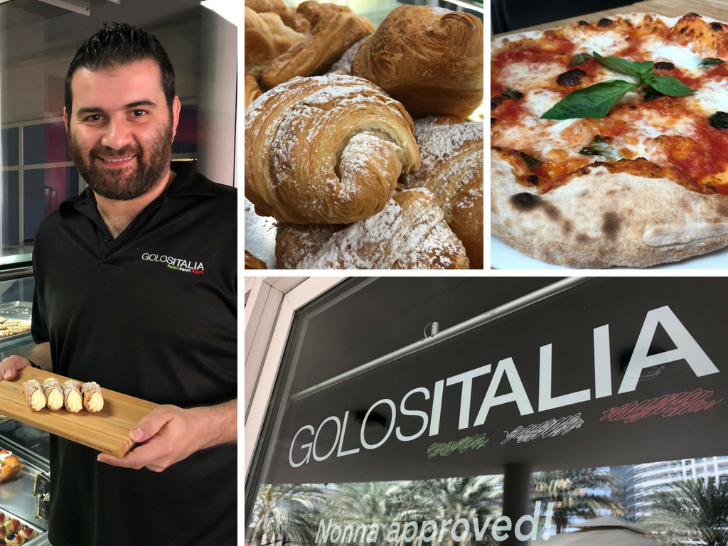 Golositalia, for a 100% Italian Breakfast in Dubai