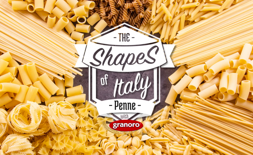 THE SHAPES OF ITALY