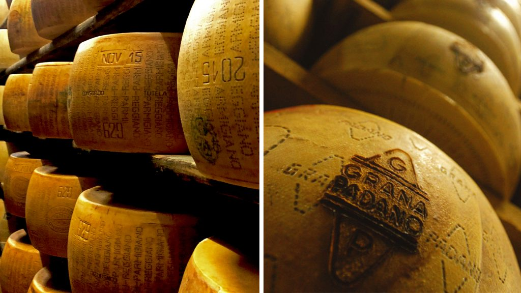 Parmigiano Reggiano or Grana Padano: which is the favourite?