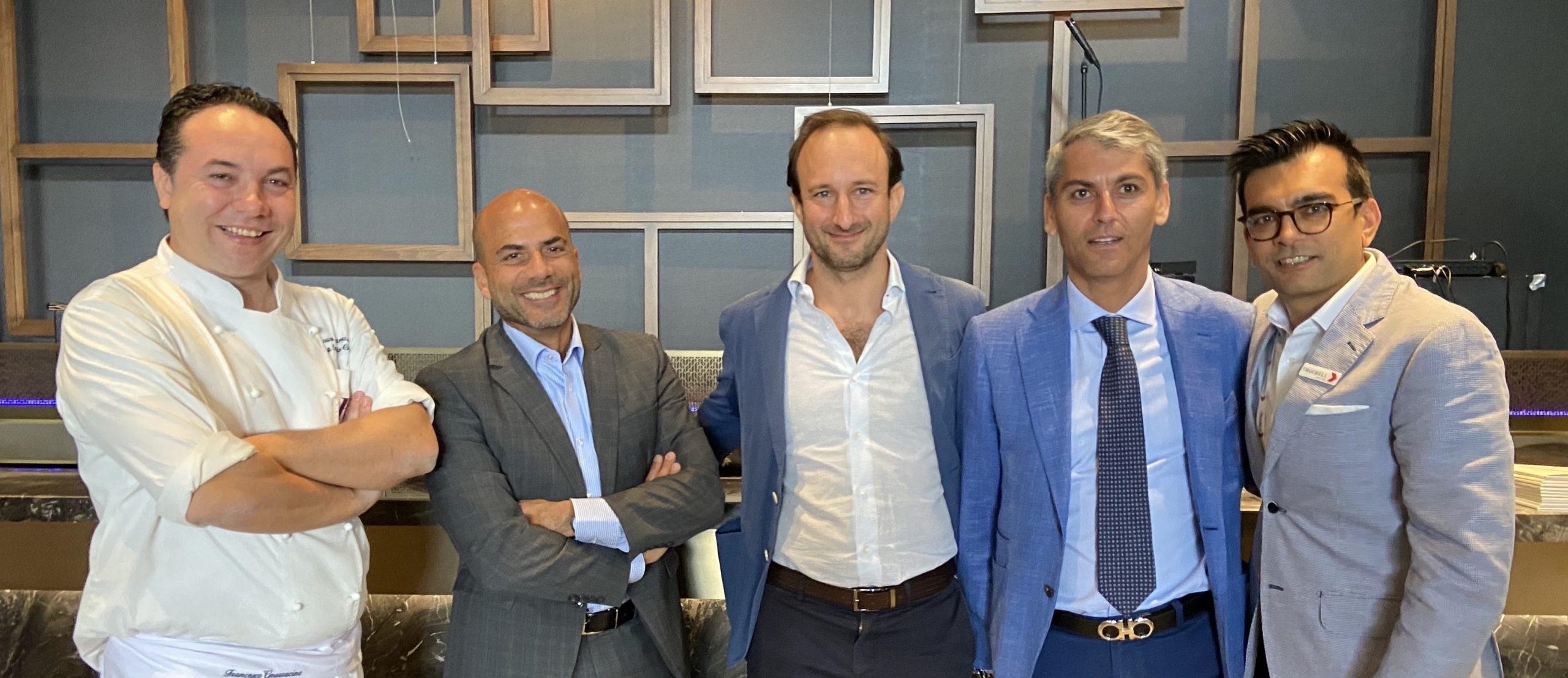 100per100 Italian Talks Dubai