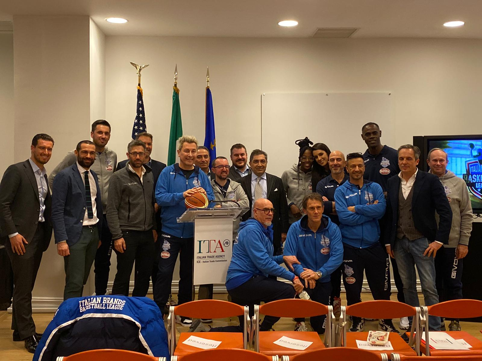 Made in Italy takes the field in New York with IBBL