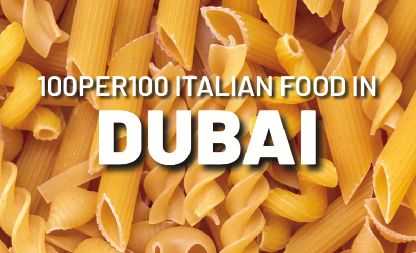 Where to eat the real Made in Italy in Dubai