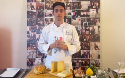 International Chefs Sign Panini with PDOs